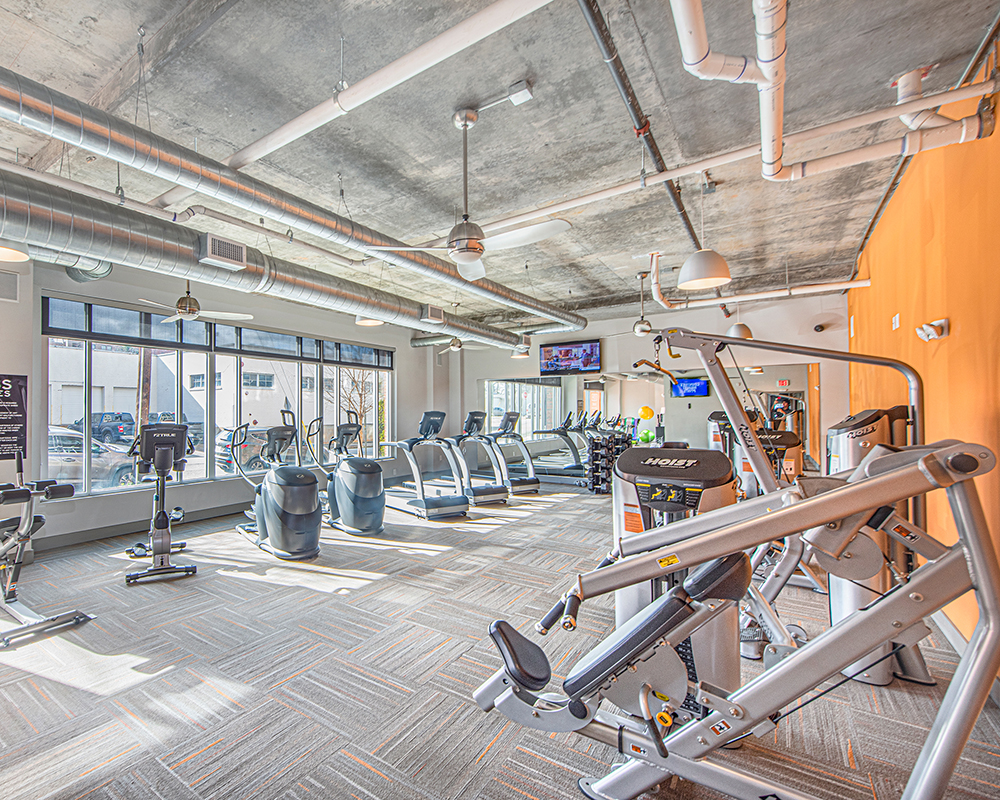 Fitness Center - Rentals in Greenville