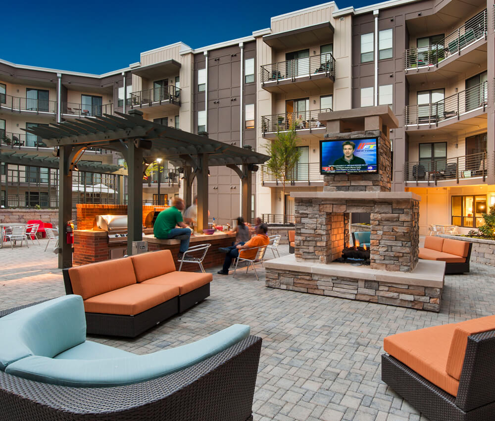 Photos Of 400 Rhett Apartments In Downtown Greenville SC