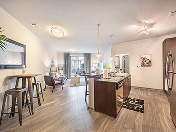 Resident Lounge - Greenville Apts